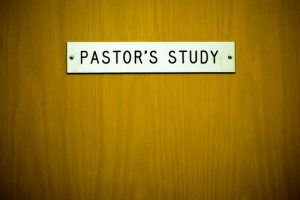 The End of the Pastor's Study