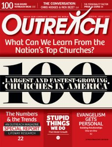 America's Largest Churches
