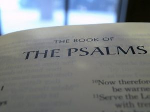 One Psalm  – Two Radically Different Uses