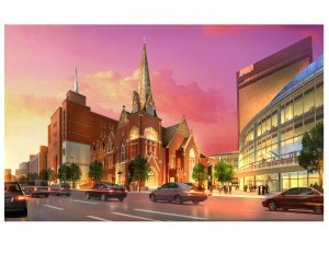 New $130 Million Church Campus