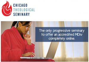 A Progressive Seminary First