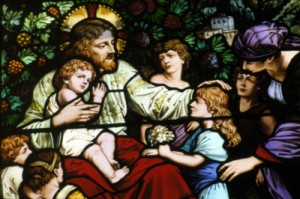 Sermon: Persisting for the Children