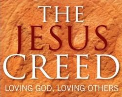 Sermon: The Jesus Creed