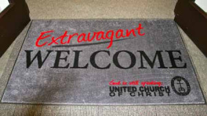 Sermon: Experiencing & Extending God's Welcome