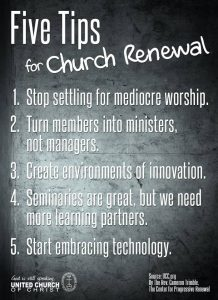 Toward Church Renewal