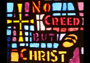 Sermon: Our Lenten Creed