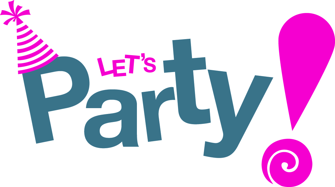 43397 Let's Party Brand Logo FINAL Youth Worship Logo