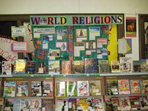World Religions by nataliesap - https://www.flickr.com/photos/nataliesap/2270402786/