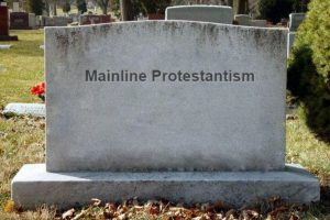 Will Mainline Protestantism Disappear by 2039?