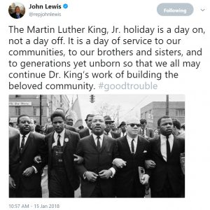 Every Day is MLK Day
